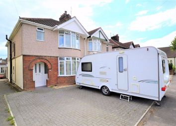 Thumbnail 4 bed semi-detached house for sale in Whitby Grove, Swindon
