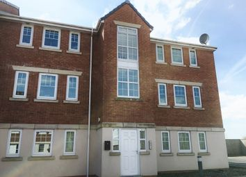 Thumbnail 2 bed flat for sale in Cranberry Court, Ashton-In-Makerfield, Wigan
