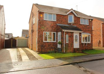 Thumbnail 2 bed semi-detached house for sale in Churchgate, Gildersome, Morley, Leeds