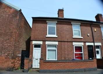 Thumbnail 2 bedroom end terrace house for sale in Grosvenor Street, Derby
