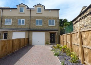 Thumbnail 4 bed semi-detached house for sale in Prospect Villas, Birkett Street, Cleckheaton, West Yorkshire.