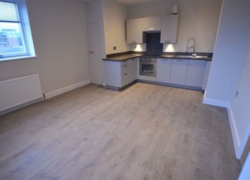 Thumbnail 1 bed flat to rent in Geneva House, Park Road, Peterborough