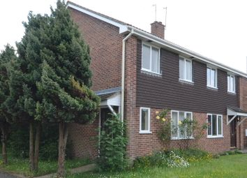 Thumbnail 3 bed semi-detached house to rent in Godstow Close, Woodley, Reading
