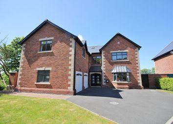 Thumbnail 5 bed detached house for sale in Park Lane, Poulton Le Fylde