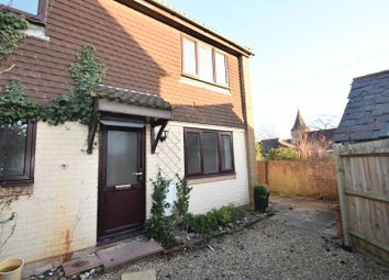 Thumbnail 1 bed terraced house for sale in Croft Court, Edenbridge