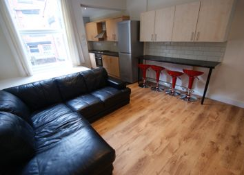 Thumbnail 6 bed terraced house to rent in Hartley Grove, Woodhouse, Leeds
