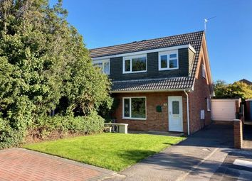 Thumbnail 3 bed semi-detached house for sale in Banister Park, Southampton, Hampshire