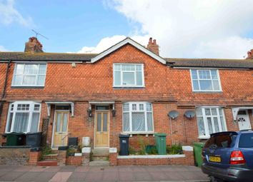 Thumbnail 2 bed terraced house for sale in St. Georges Road, Eastbourne