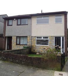 Thumbnail 2 bedroom semi-detached house to rent in 12 Heol Brynhyfryd, Pontypridd