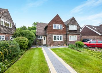 Thumbnail 4 bed semi-detached house for sale in Brook Road, South Merstham, Redhill