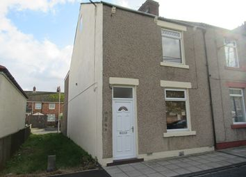 Thumbnail 2 bed end terrace house to rent in Durham Street, Spennymoor