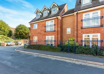 Thumbnail 1 bed flat for sale in Holland Close, Loughborough