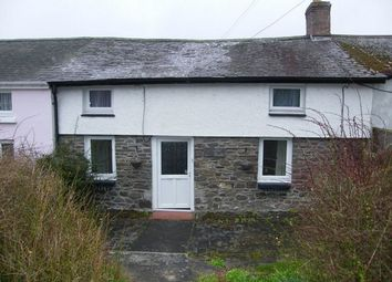 Thumbnail 2 bed cottage for sale in Rose Cottage, Llangeitho, Tregaron, Ceredigion