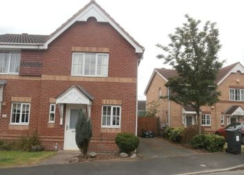 Thumbnail 2 bed semi-detached house for sale in Harvest Fields Way, Sutton Coldfield