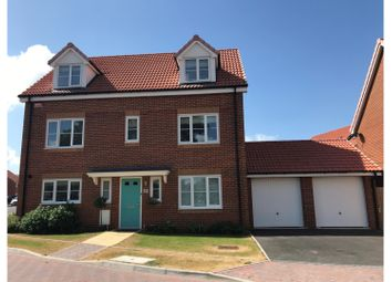 Thumbnail 5 bed detached house for sale in Scholars Road, Broadstairs