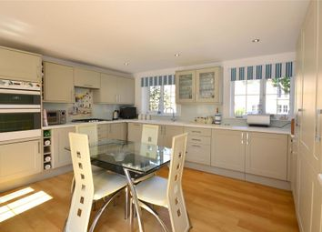 Thumbnail 4 bedroom detached house for sale in Campbell Road, Hawkinge, Folkestone, Kent
