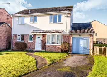 Thumbnail 4 bed detached house for sale in Worthele Close, Ivybridge