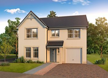 Thumbnail 4 bedroom detached house for sale in Cawburn Road, Uphall Station