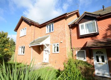 Thumbnail 2 bed terraced house to rent in Sepen Meade, Church Crookham, Fleet