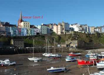 Thumbnail 2 bed flat for sale in Flat 2, Goscar Court, Crackwell Street, Tenby