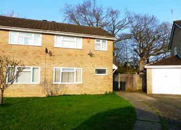 Thumbnail 3 bed semi-detached house to rent in Bargates, Kingsnorth, Ashford