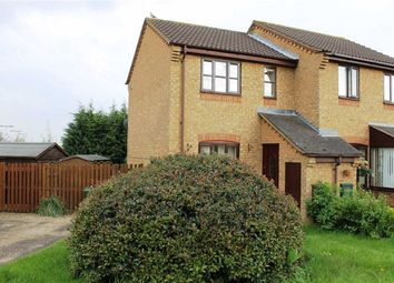 Thumbnail 1 bed semi-detached house for sale in Lowndes Grove, Shenley Church End, Milton Keynes