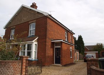 Thumbnail 3 bed semi-detached house to rent in Kings Road, Dereham