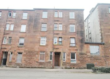 Thumbnail 1 bed flat for sale in 2, Bruce Street, Flat 0-1, Port Glasgow, Inverclyde PA145Np