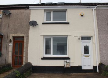 Thumbnail 3 bed terraced house to rent in Penfilia Road, Brynhyfryd, Swansea