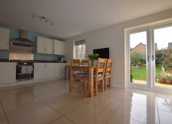 Thumbnail 4 bedroom detached house to rent in St. Peters Lane, Papworth Everard, Cambridge