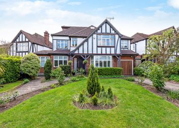 Thumbnail 5 bedroom detached house for sale in Kings Drive, Edgware, Greater London.