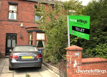 Thumbnail 4 bedroom end terrace house to rent in Greg Street, Reddish