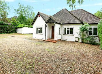 Thumbnail 4 bedroom detached house for sale in Tilford Road, Rushmoor, Farnham, Surrey