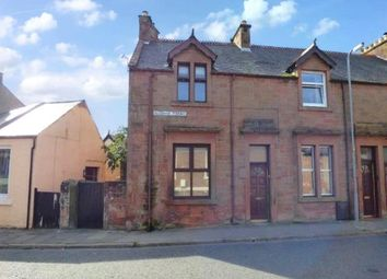 Thumbnail 2 bed end terrace house for sale in Rosebank Terrace, Annan, Dumfries And Galloway