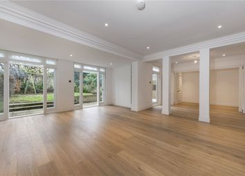 Thumbnail 4 bed terraced house to rent in Woronzow Road, St Johns Wood, London