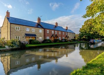 Thumbnail 3 bed terraced house for sale in The Tannery, Cosgrove, Milton Keynes