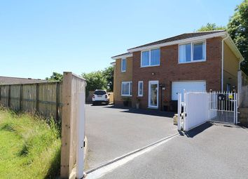 Thumbnail 4 bed detached house for sale in Newtown Close, Ammanford, Carmarthenshire