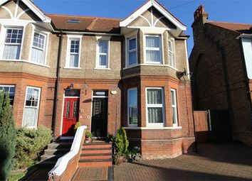 Thumbnail 4 bed semi-detached house for sale in Madeira Road, Margate