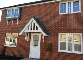 Thumbnail 3 bed detached house to rent in Mill Pond Crescent, Chichester, West Sussex