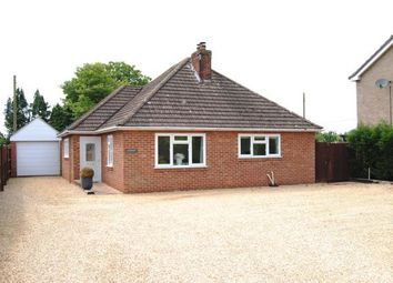 Thumbnail 3 bed bungalow for sale in West Winch, King's Lynn, Norfolk