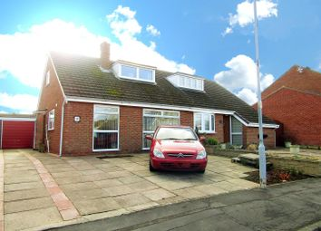 Thumbnail 3 bed semi-detached house for sale in Cherry Tree Close, Countesthorpe, Leicester