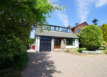 Thumbnail 4 bed detached house for sale in Foxholes Road, Horwich, Bolton