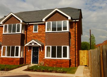 Thumbnail 3 bed end terrace house for sale in Walworth Road, Picket Piece, Andover