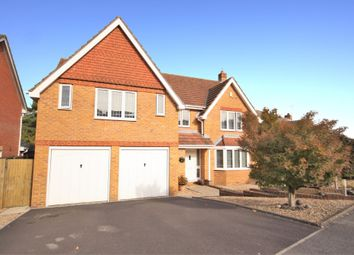 Thumbnail 5 bed detached house for sale in Johnson View, Whiteley, Fareham