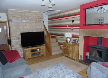 Thumbnail 3 bed end terrace house for sale in Hill Top, Bolsover, Chesterfield