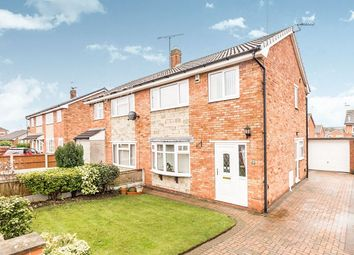 Thumbnail 3 bed semi-detached house for sale in Melford Drive, Balby, Doncaster