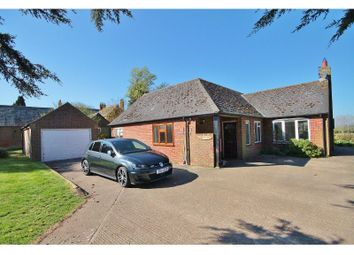 Thumbnail 3 bed detached bungalow to rent in North Weston, Thame