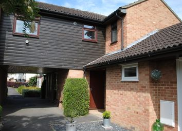 Thumbnail 1 bedroom semi-detached house to rent in Wellesley Close, Ash Vale, Aldershot