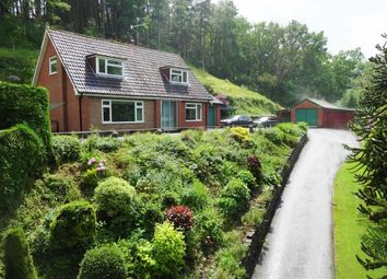 Thumbnail 3 bed detached house for sale in Hi View, Abermule, Montgomery, Powys