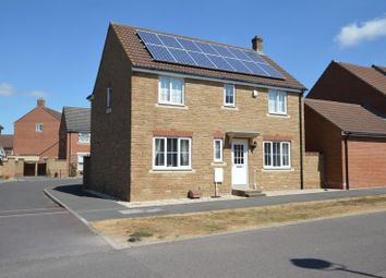 Thumbnail Detached house for sale in Kingfisher Avenue, Gillingham